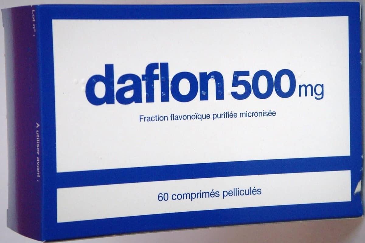 أقراص دافلون 500 دواعي الاستعمال والأضرار
