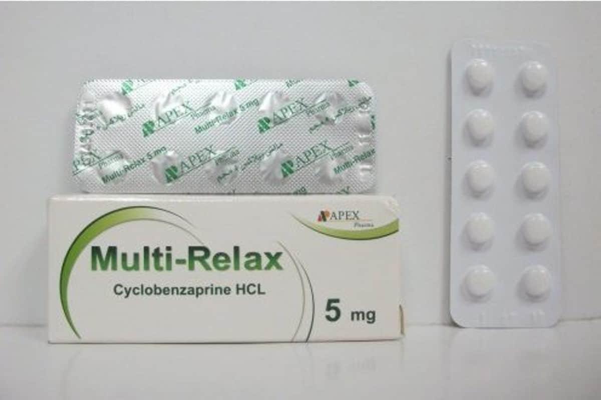 دواء مالتي ريلاكس دواعي الاستعمال والآثار الجانبية