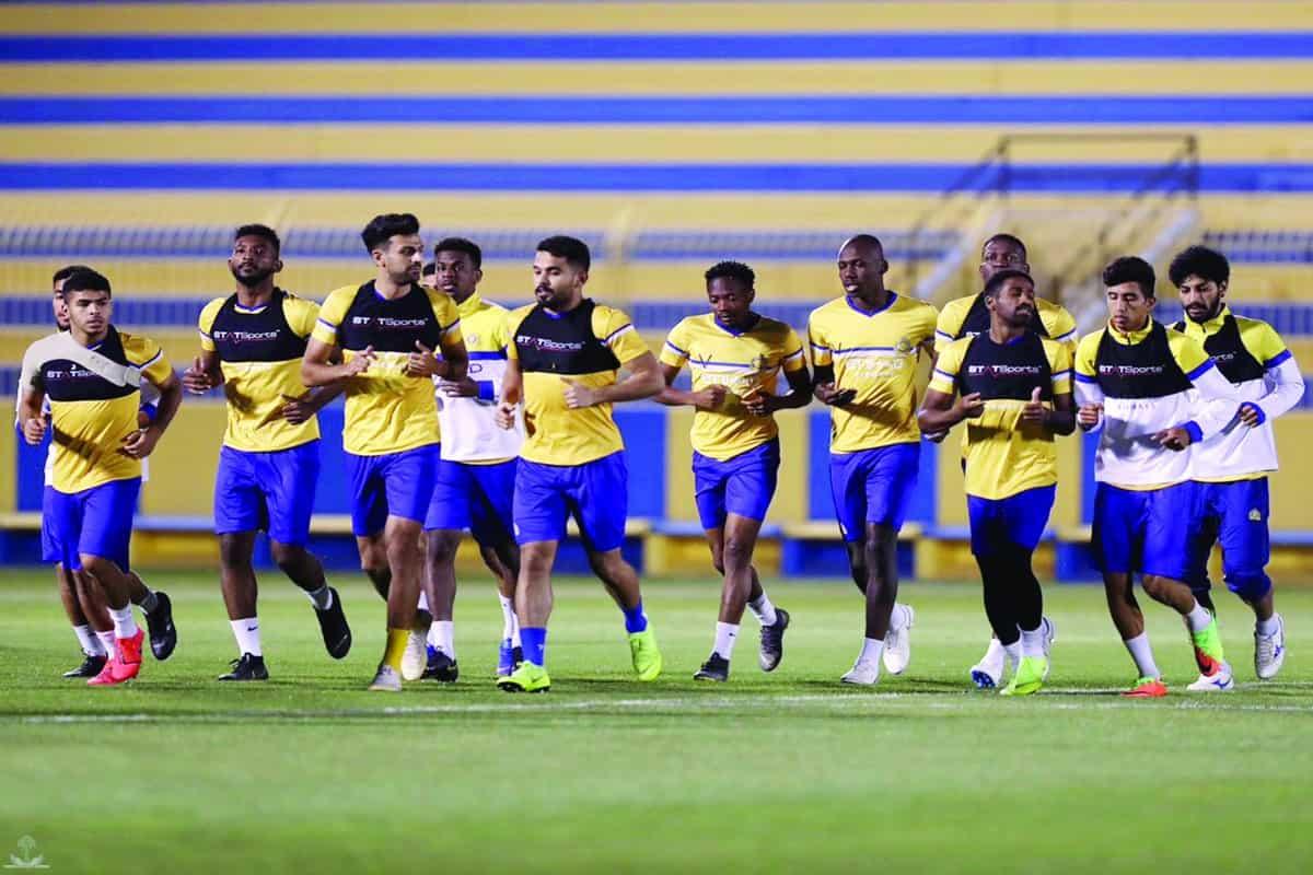 نتيجة مباراة النصر والزوراء العراقي اليوم بدوري أبطال آسيا