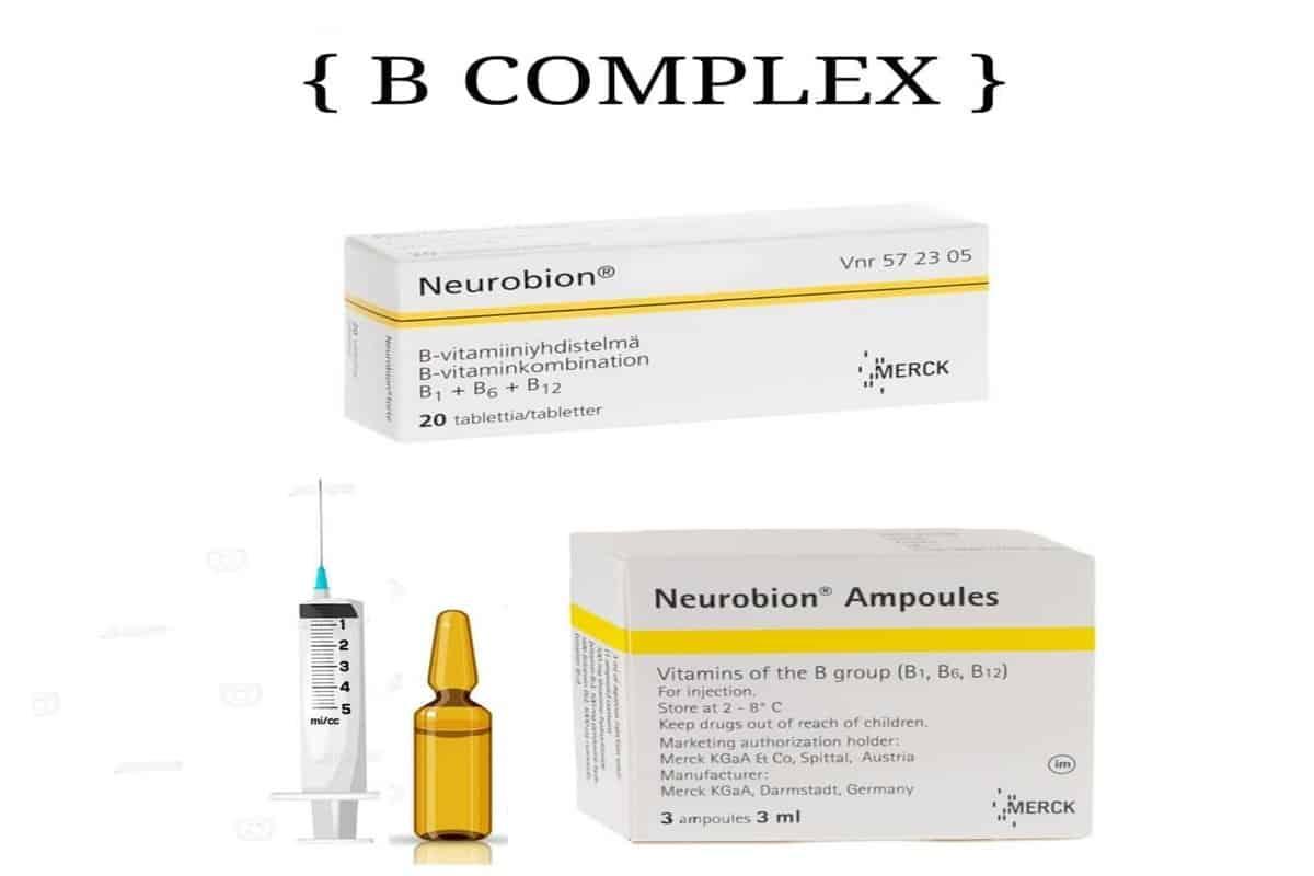 حقن نيوروبيون أمبولات وأقراص دواعي الاستعمال والأضرار