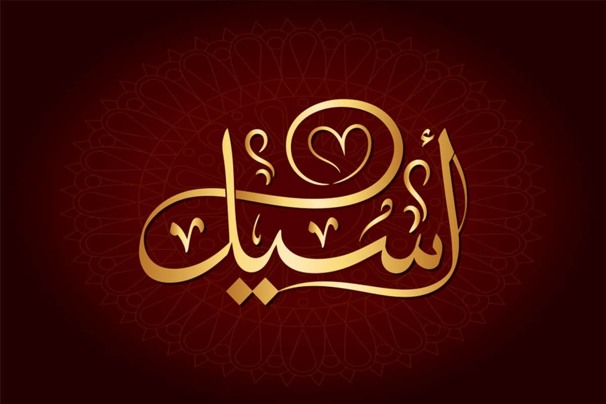 معنى اسم أسيل في الإسلام وصفاته عيون مصر