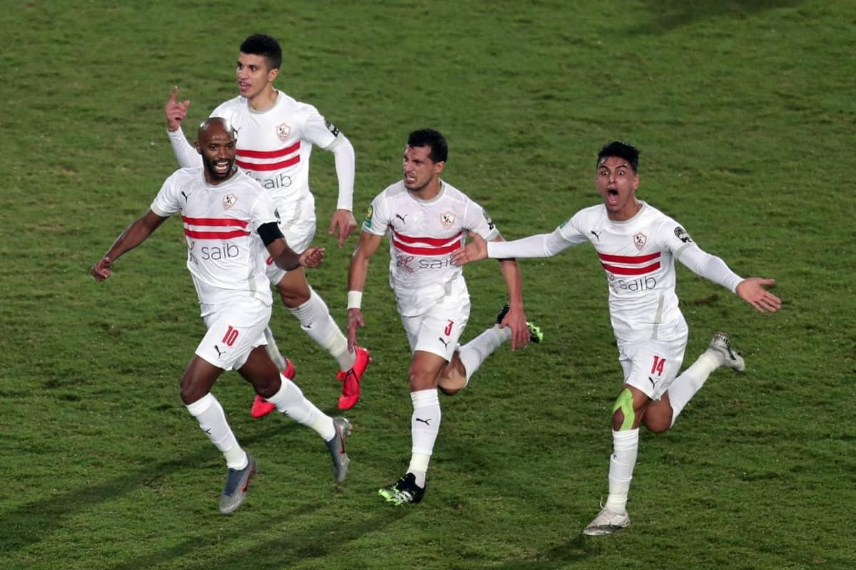 نتيجة مباراة الزمالك وحرس الحدود اليوم في كأس مصر وسط استمرار تألق كارتيرون