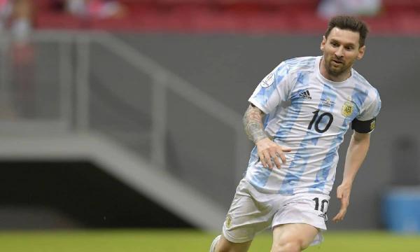 نتيجة مباراة البرازيل والأرجنتين ميسي يحصد أول بطولة رسمية مع منتخب بلاده كأس كوبا أمريكا 2021
