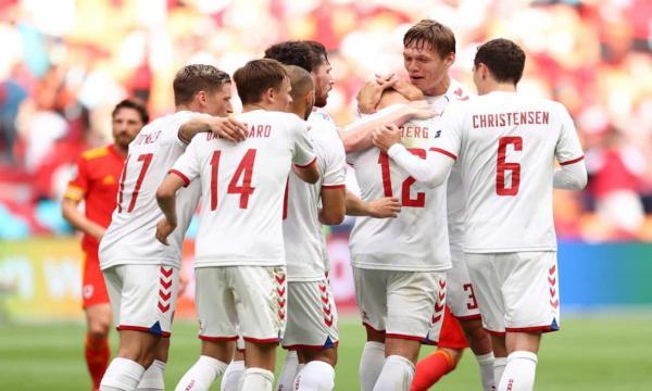 يورو 2021 .. صراع قوى بين الدنمارك والتشيك للتأهل لنصف النهائي