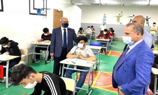 جدول امتحانات الصف الثالث المتوسط 2021 العراق موعد بداية الدور الأول