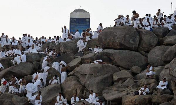 دعاء يوم عرفة مكتوب كامل لغير الحجاج مستجاب خير أدعية وقفة جبل عرفات لنفسي