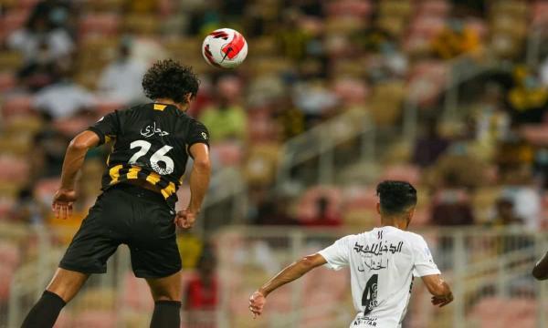 موعد مباراة الاتحاد جدة والرجاء نهائي كأس العرب