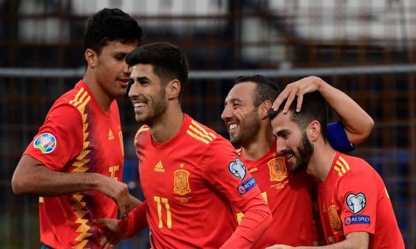 نتيجة مباراة إسبانيا ضد السويد اليوم بطولة يورو 2021