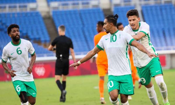 خروج منتخب السعودية للشباب أمام ألمانيا بأولمبياد طوكيو 2021 بنتيجة (3-2)