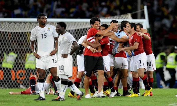 موعد مباراة منتخب مصر وانجولا بتصفيات كأس العالم