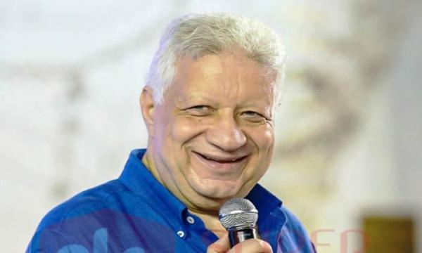 مرتضى منصور يهاجم لجنة لبيب فى الزمالك