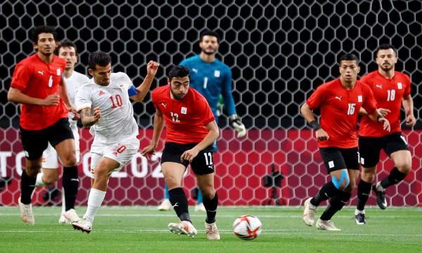 نتيجة مباراة منتخب مصر الأولمبي والأرجنتين اليوم أولمبياد طوكيو 2021