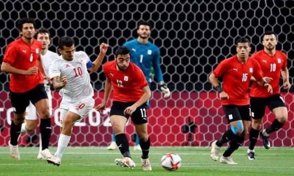 انتهاء مباراة منتخب مصر الأولمبي بخسارة بهدف أمام البرازيل والخروج من الأولمبياد