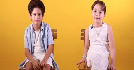 """فيديو ساخر يجمع منى أحمد زاهر والطفل سليم """"كمان 10 سنين"""""""