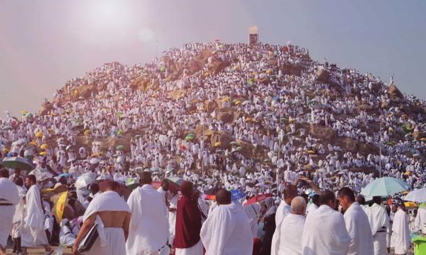 عرفة بث مباشر خطبة وقفة جبل عرفات الآن 2021 – 1442 رابط قناة مكة السعودية الأولى مناسك الحج