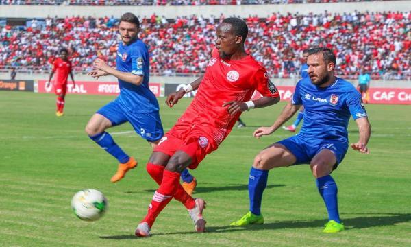 بعد الفوز على سيمبا الأهلي يتأهل رسميا ثاني المجموعة