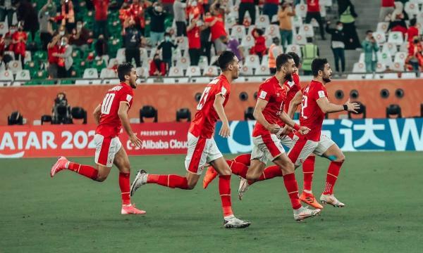 الأهلى فى مباراة قوية ضد سموحة بالدورى المصري الأسبوع 28