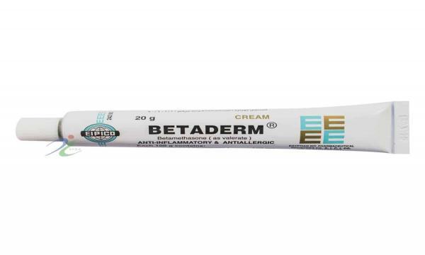 كريم بيتاديرم للبشرة لحبوب الوجه أم لتبييض المنطقة الحساسة