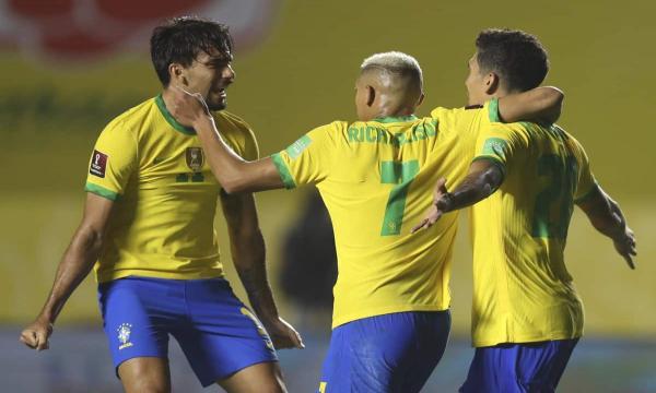نتيجة مباراة البرازيل ضد فنزويلا اليوم كوبا أمريكا 2021