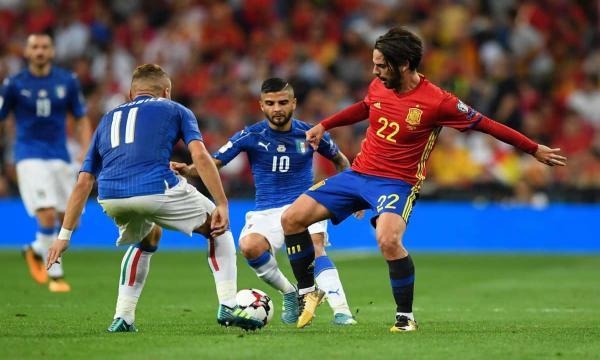 نتيجة وملخص مباراة إيطاليا وأسبانيا يورو 2021 فوز المنتخب الأزوري بركلات الترجيح