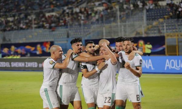 توقيت مباراة الجزائر وزامبيا والقناة الناقلة
