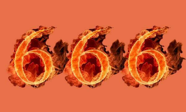 حكاية الرقم 666 هل هو فعلا رمز للشيطان أم مجرد خرافات أوروبية